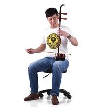 Erhu Solidwood Erhu chiński 2 ciąg skrzypce skrzypce muzyczny Instrument strunowy ciemna kawa erhu chiński instrument cordes erhu