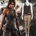 Tomb Raider Лара Лара Крофт Крофт косплей Костюм горячие игры косплей сексуальные костюмы Карнавал Хэллоуин костюм для женщин на заказ mad