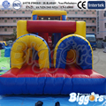 Commercial Inflatable Obstacle Bouncer for Park Amusement