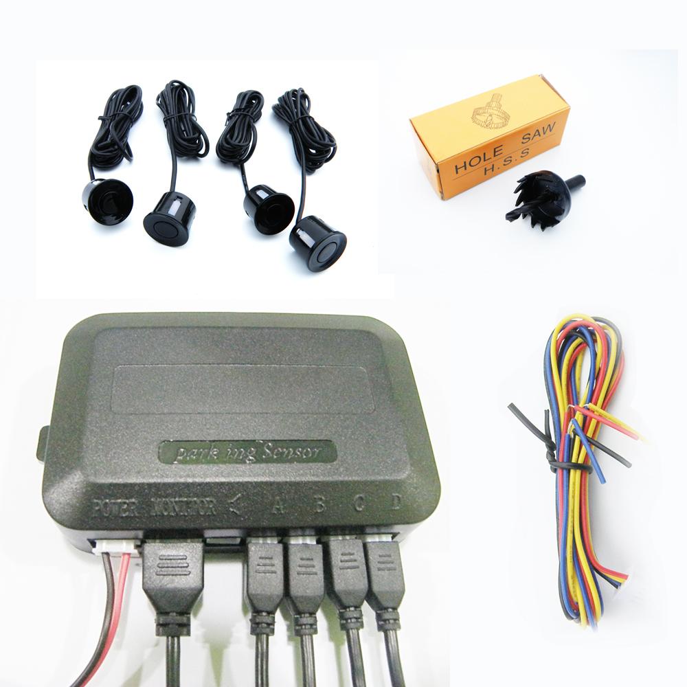 parking sensor wireless