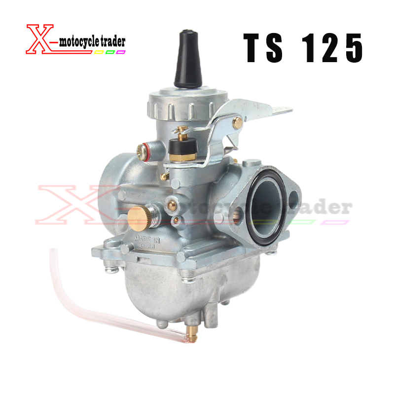 Nouveau carburateur carburateur TS125 pour SUZUKI TS125 TS125N TC125 TS100 carburateur moto dirt bike