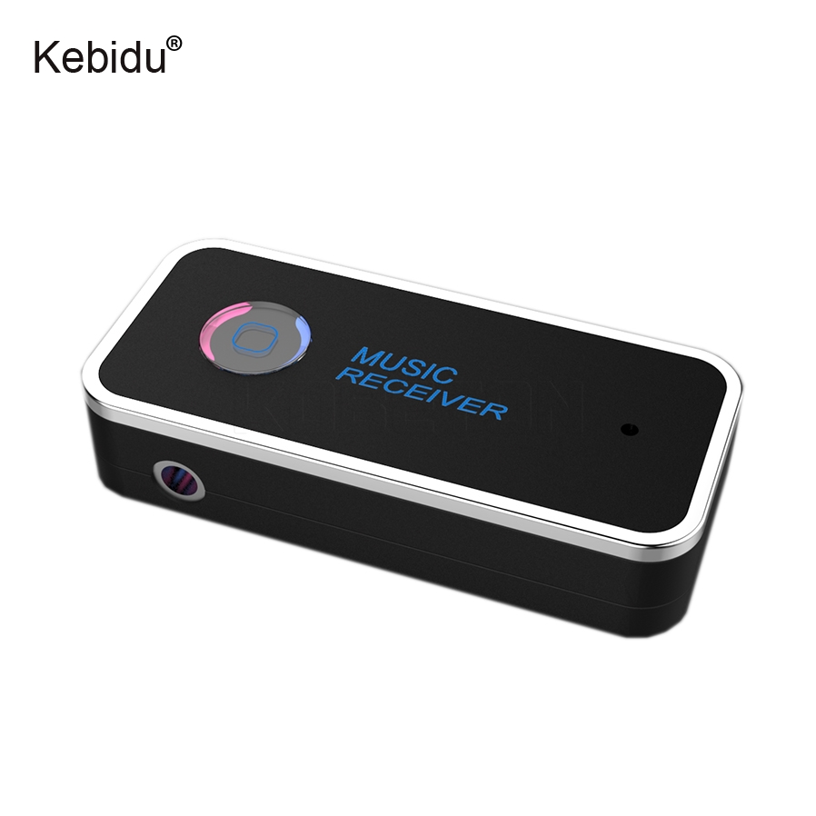 Aliexpress Com Buy Marsnaska High Quality Car Bluetooth Fm Music Receiver Car Bluetooth: Aliexpress.com : Buy Kebidu High Quality Mini Bluetooth Handfree Car Kit 3.5mm MP3 FM