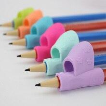 3 шт., письменный корректор, ручка-карандаш, Монтессори, игрушки для детей, обучающее устройство, Корректирующее устройство, держатель ручки, ручка