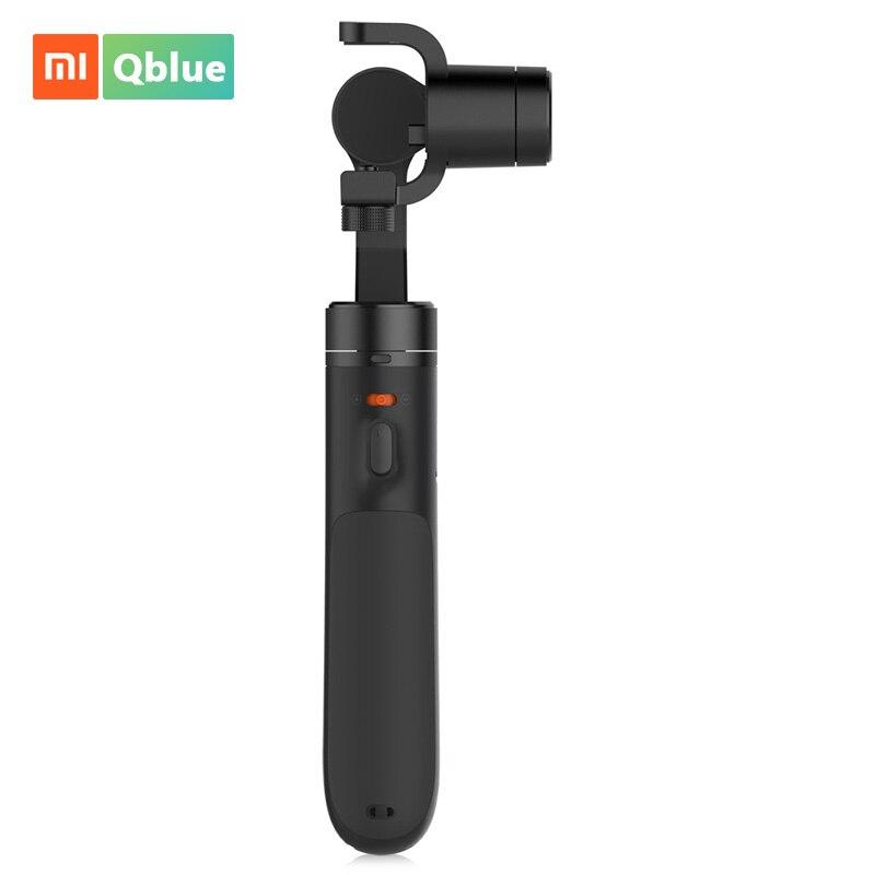 Xiaomi Mijia ручной карданный Экшн-камера 3 оси бесщеточные шарниры для Xiaomi Mijia Мини спортивная камера VS Feiyu Tech Zhi Yun