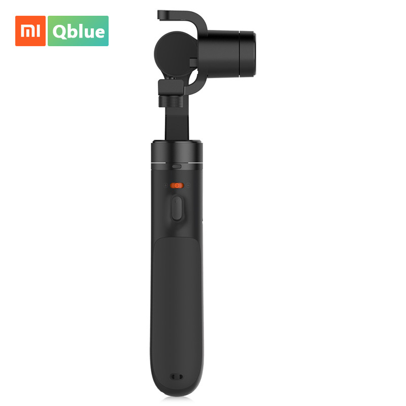 Xiaomi Mijia Handheld Gimbal Action Camera 3 Axis Brushless Gimbals for Xiaomi Mijia Mini Sports Camera VS Feiyu Tech Zhi Yun цена