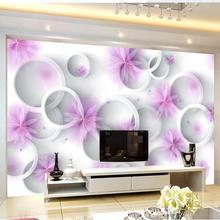 3D wallpaper 3d tv wall paper Hand-paint