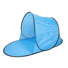 Автоматический солнцезащитный тент, Пляжная палатка, складная, всплывающая, Пляжное укрытие, кемпинг, солнцезащитный тент, накидка, палатка для рыбалки, пешего туризма с сумкой