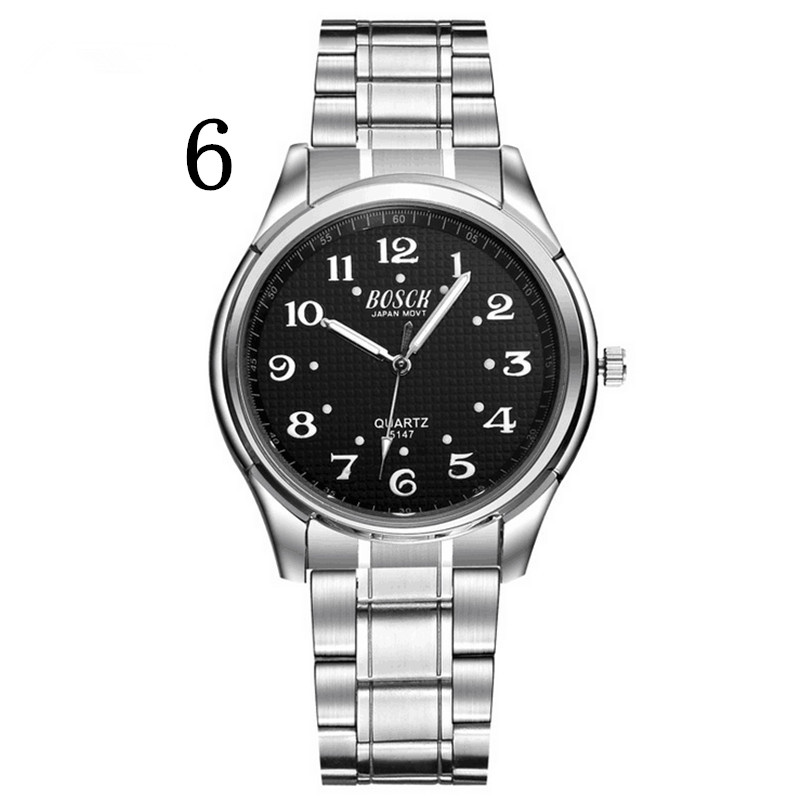 wu's Watch men's mechanical watch 2018 new steel with waterproof student version of the tide men's watch цена и фото