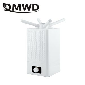 Image 2 - DMWD Industrial Air Ultrasonic humidifier Mute Commercial Supermarket Vegetables Mist Maker 11L Fogger Spray Anion Humidifiers