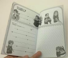 Amazing Naruto Cosplay NoteBook