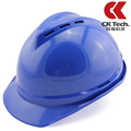 CK Tech New ABS Building Safety Helmet Construction Working Capacete Worker Hard Hat Workplace Labour Caps Free Shipping NTP