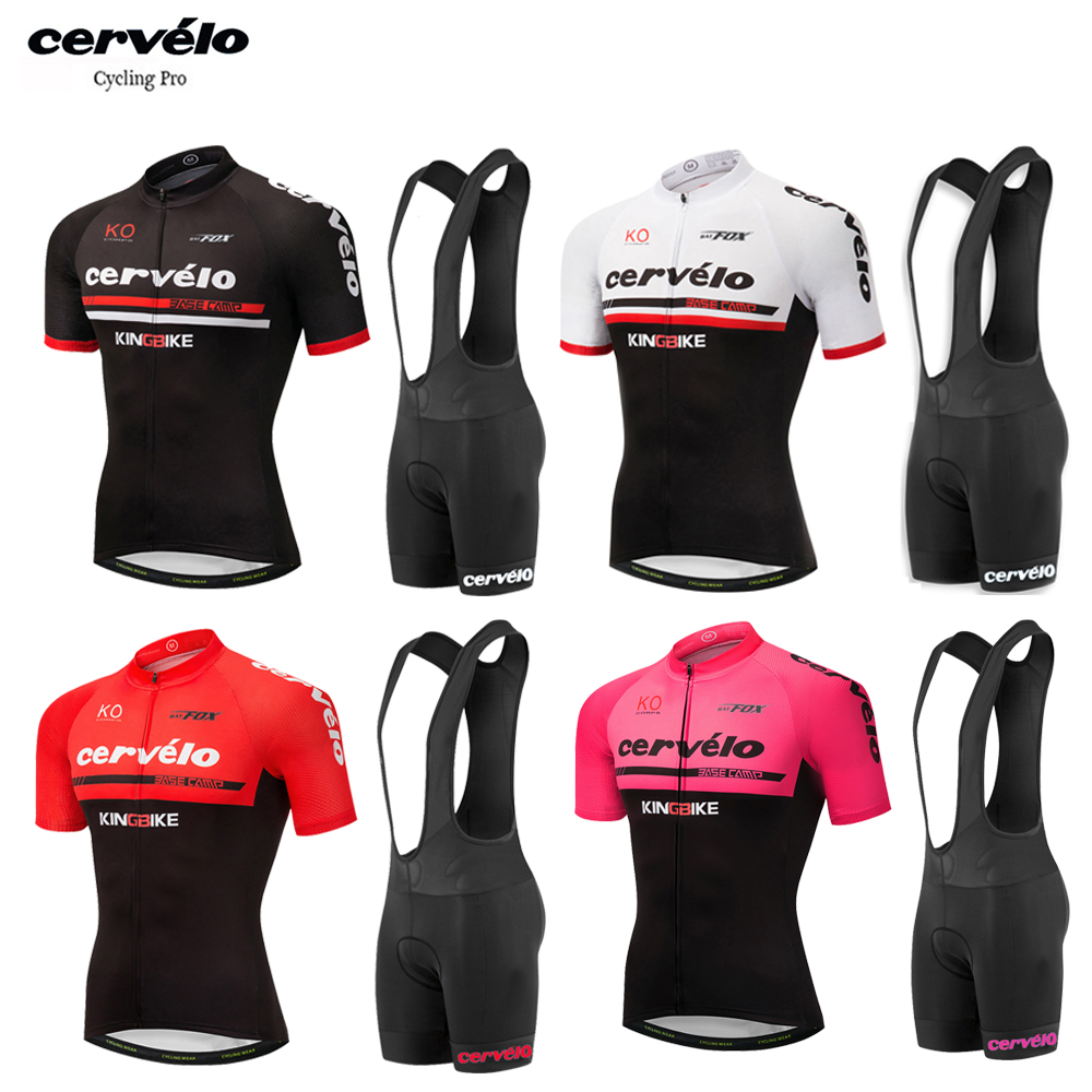 2018 Men's Pro Team Cycling Clothing/Quick-Dry MTB Bike Jersey Set/Bicycle Cyle Clothes Wear Ropa Ciclismo Summer Cycling Sets