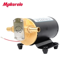 Gear Pump 12v 24v Robust Permanent magent Motors Stainless Steel Shafts Rugged Coppery Gears Displacement Pump From Makerele