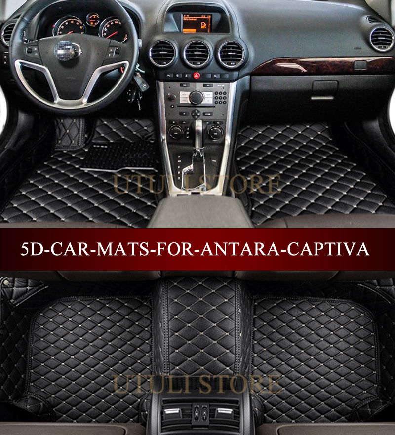 buy leather car floor mats for vauxhall. Black Bedroom Furniture Sets. Home Design Ideas