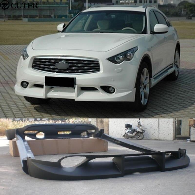 Infiniti Fx For Sale: FX35 QX70 PU Unpainted Black Primer Auto Car Bodykits For