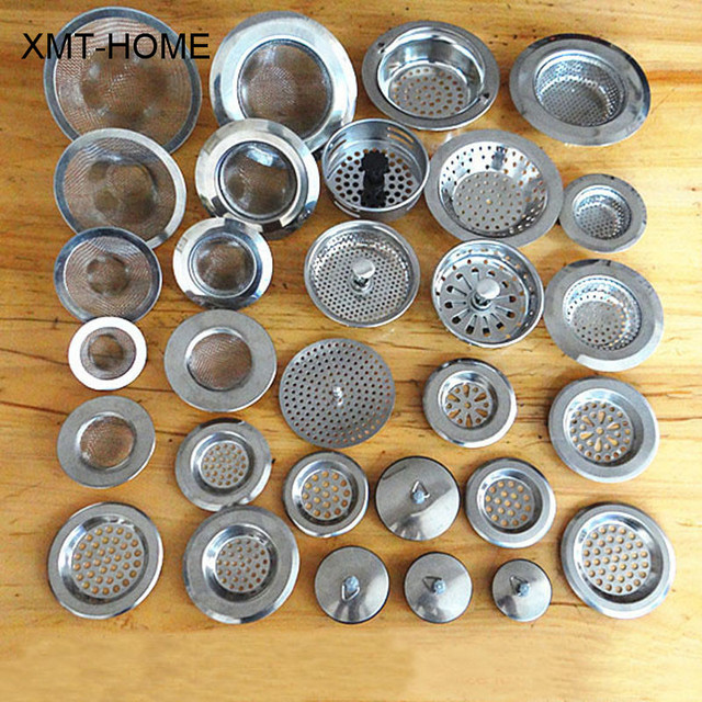 Awesome XMT HOME Colanders Sewer Filter Sink Strainers Bathroom Drain Outlet  Kitchen Sink Filters Anti Clogging