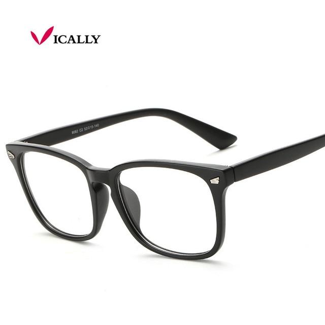 fa7fa3e58c0e New Vintage Eyeglasses Men Fashion Eye Glasses Frames Brand Eyewear For Women  Armacao Oculos De Grau