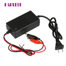 2017 Car Truck Motorcycle 12V Smart Compact Battery Charger Tender Maintainer NEW  charger june13