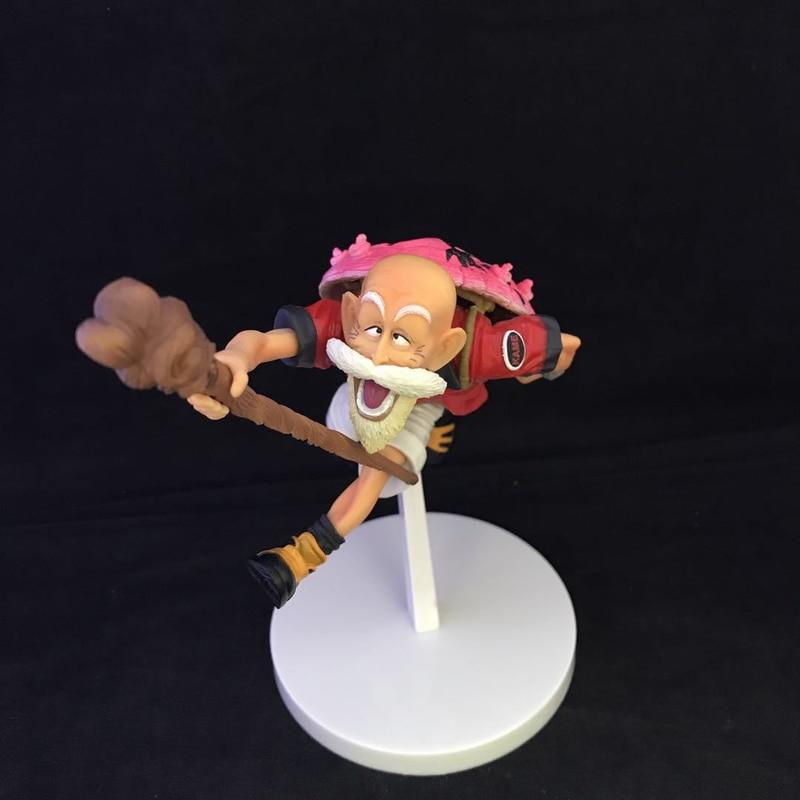 15cm New Arrival Dragon Ball Z Kame Sennin Master Roshi PVC Action Figure Toy colosseum KameSennin Dragon Ball figure Dolls