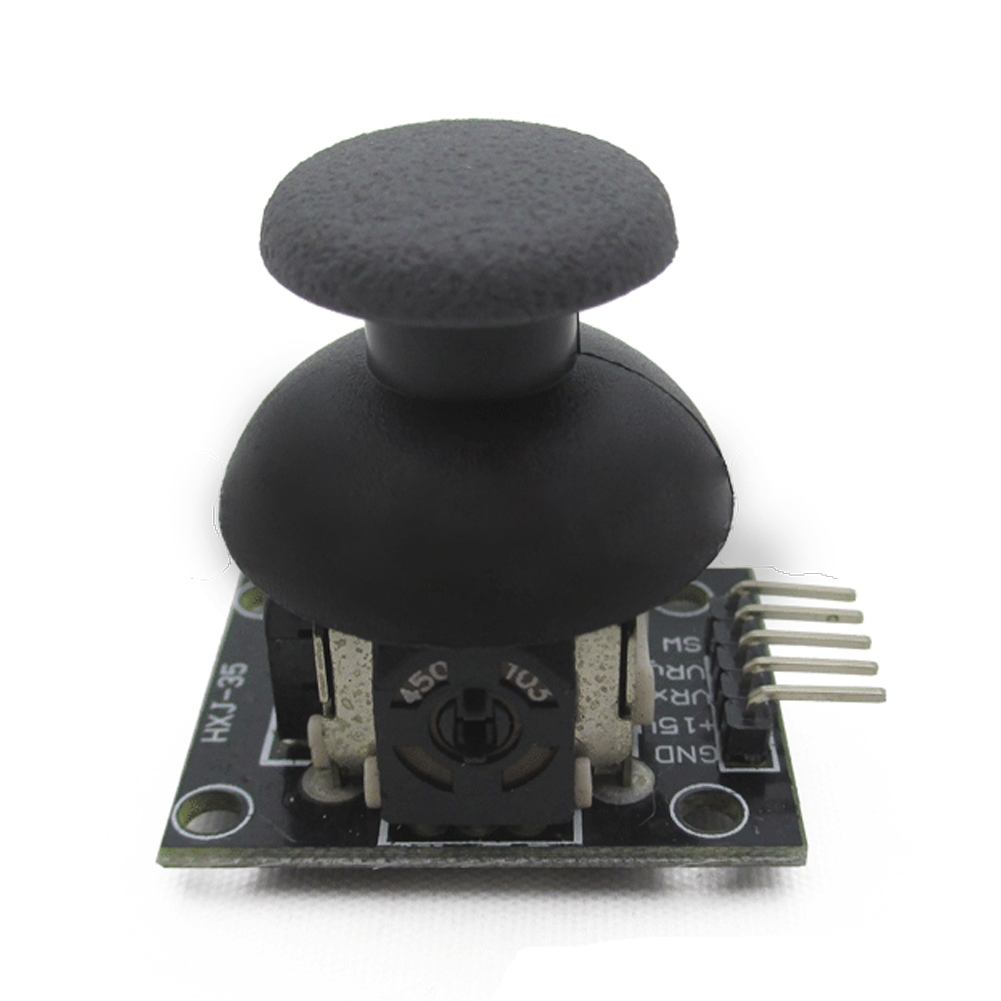 Videospiele Pflichtbewusst Diy Joystick Für Spiel Controller Dual-achse Xy Joystick Breakout Modul Bord Hebel Sensor Schild Joystick Elektronische Verbraucher Zuerst