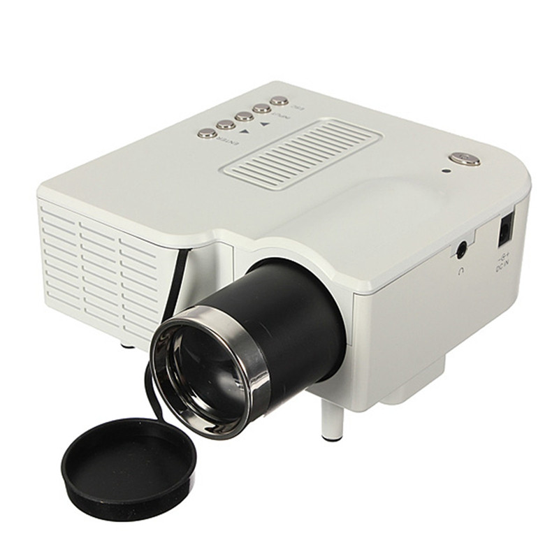 new arrival high quality uc28 projector mini hd