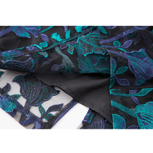 POPOKi Elegant Embroidered Lace Pencil Dress PLUS SIZE