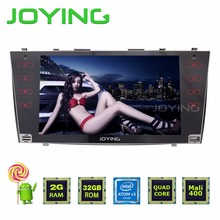 Joying New 2GB+32GB Multimedia Player For Toyota Camry Android 5.1.1 Intel Quad Core Car Audio Stereo GPS Navigation