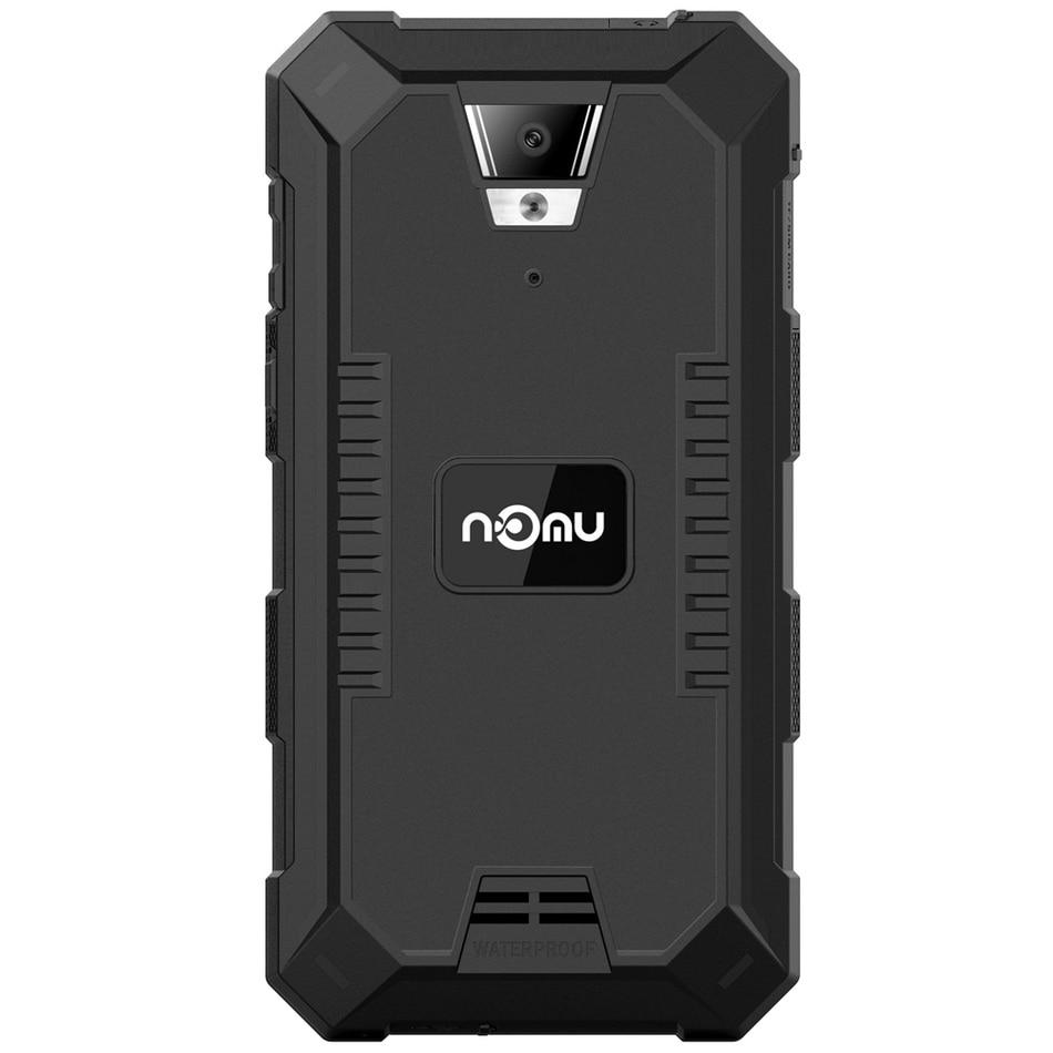5000 mAh Nomu MTK6737 S10 Android 6.0 5.0 Pulgadas 4G Smartphone Quad Core 2 GB