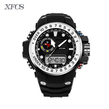 XFCS 2017 waterproof quality watches for men original man automatic watchs esportivo mens brand digitales watch military clock