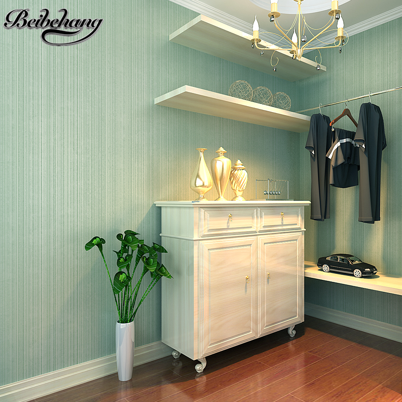 beibehang Vertical stripes wallpaper bedroom living room TV background wallpaper modern minimalist for walls 3 d papel de parede beibehang wallpaper modern minimalist living room bedroom room 3d vertical stripes flocked wallpaper tv backdrop 3d wallpaper