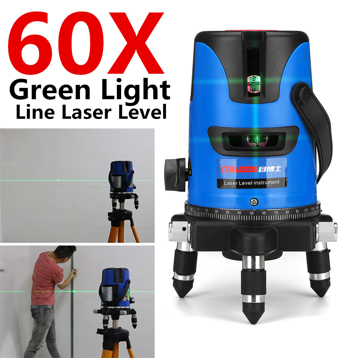 2/3/5 Lines Green Light Line Laser Level Self-leveling Laser +- 1mm/5m Self Leveling Mechanism 360 Rotating Base AC100-240V bbloop email in self inking stamp rectangular laser engraved blue