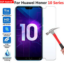 Tempered Glass For Huawei Honor Mate 10 Lite Pro P10 Plus Protective Glas Screen Protector On Honor10 10lite P 10 Mate10 P10lite(China)