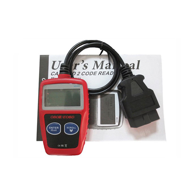 Диагностический инструмент OBD2 автомобильный диагностический инструмент автоматический диагностический инструмент крутящий момент быстрая читатель кода Testor для MaxiScan