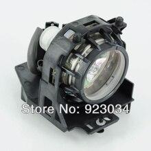 Dt00581 lâmpada com habitação para hitachi cp-s210/s210f/s210t/s210w, pj-lc5/lc5w garantia 180 dias
