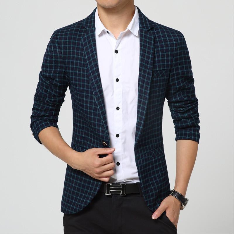 Aliexpress.com : Buy men casual blazer 2016 Spring Mens Suit ...