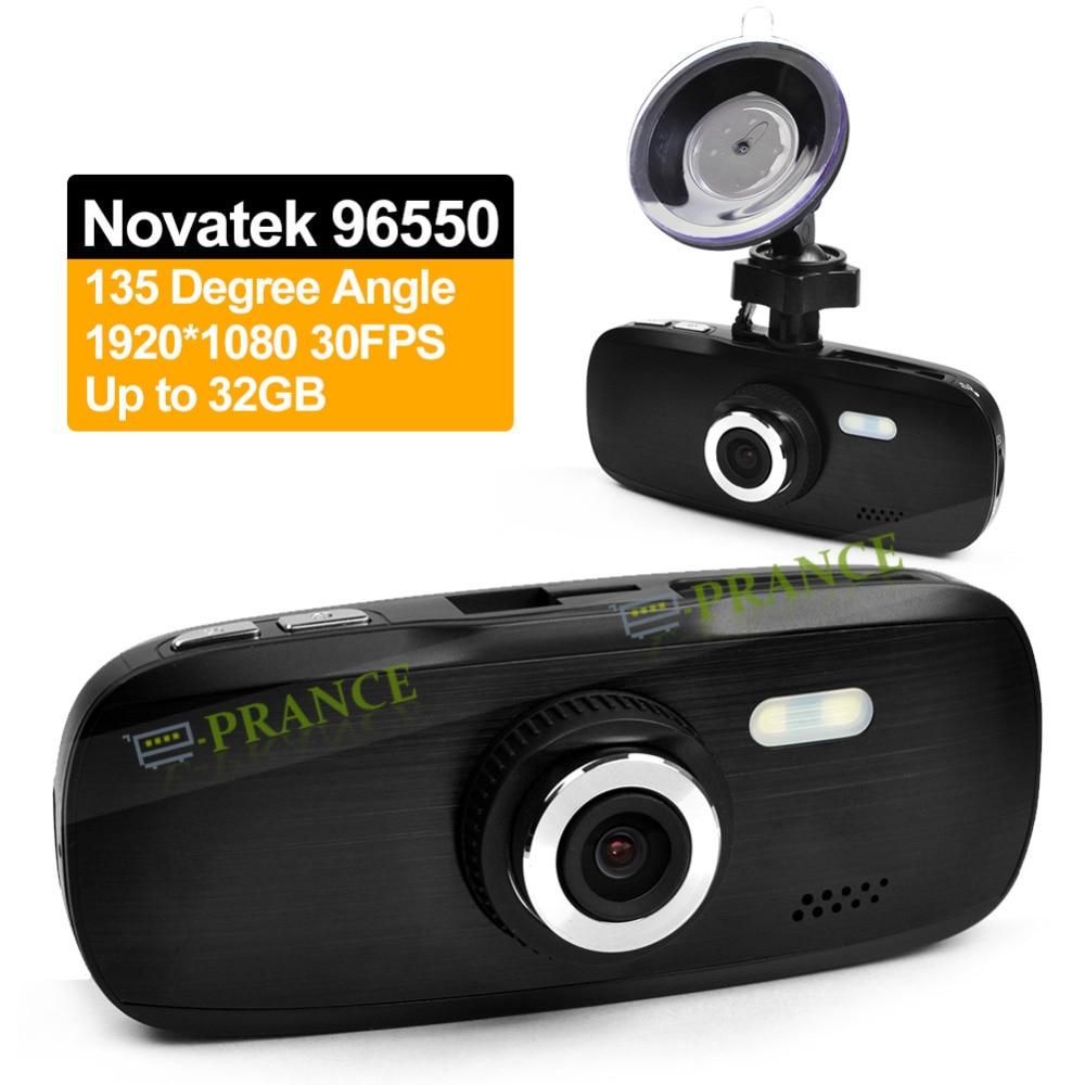 E prance 100% Original G1W Car Camera 1080P Full HD Car DVR