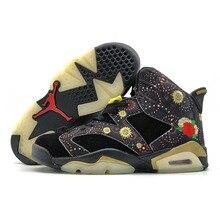 6dc4258b93d95f AIR US JORDAN 6 Infrared CNY Gatorade Slam Dunk UNC Carmine Men s  Basketball Shoes