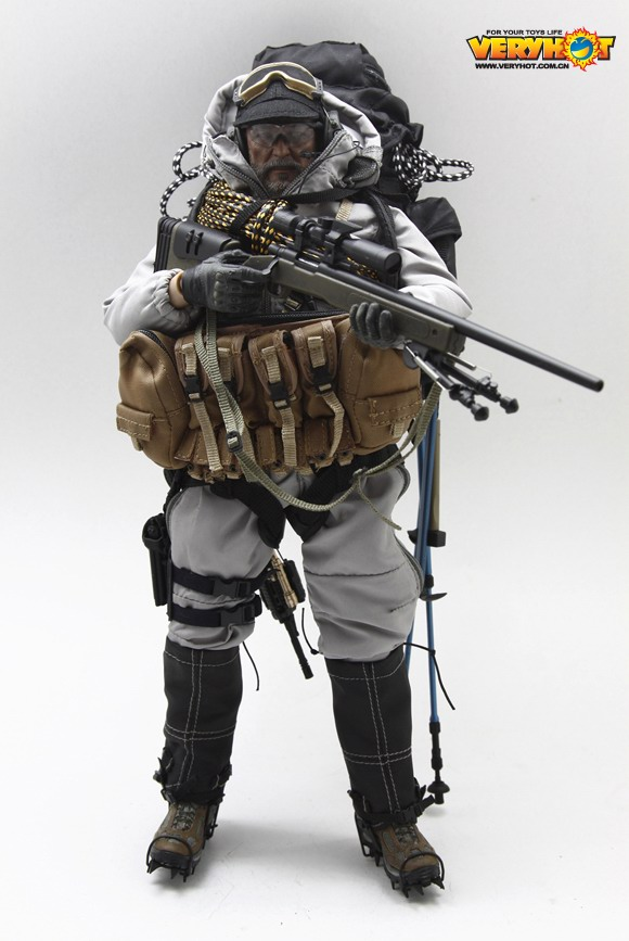 Top New 1/6 soldier figure toys military equipment model Navy Seals  NF44