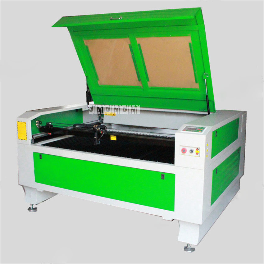 60W/80W 110v/220v New Laser Engraving Machine XD1410 Home Cutting Machine Advertising Production Leather Cutting Tools Hot Sale