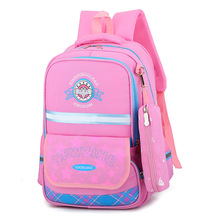 Kids Schoolbags for Girls Primary Escolar Backpack Satchel Mochila Orthopedic Waterproof Bookbags Children Infantil Zip