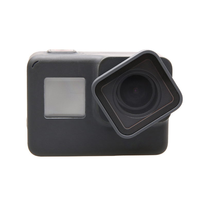 Image 3 - OOTDTY UV Lens Ring Replacement Protective  Repair Case Frame for Gopro Hero 5/6-in Sports Camcorder Cases from Consumer Electronics