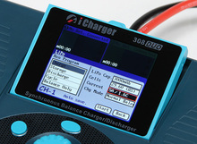 ICharger 308Duo 1300W RC Car and Helicopter Power Supply Synchronous Lipo Battery Balance Smart Multi Charger