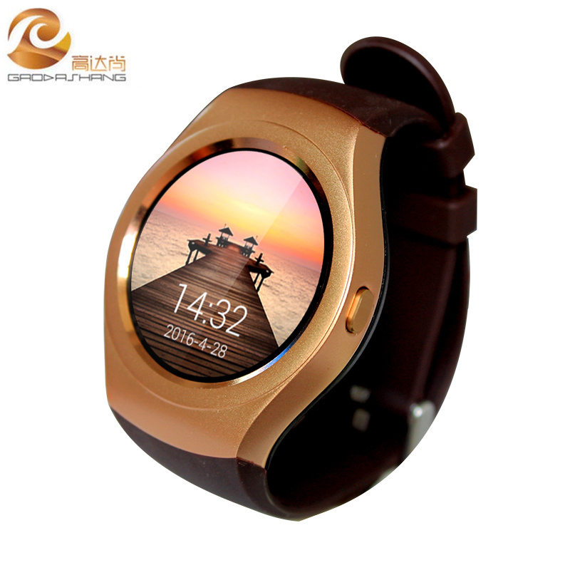New arrival Full Circle Touch Screen Youkai font b Smartwatch b font V365 Sport Fitness Pedometer