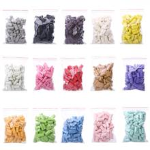 70pcs/bag Sponge Slime Bead Slime Supplies Accessories For Stuff Foam Slime Clay Mud(China)