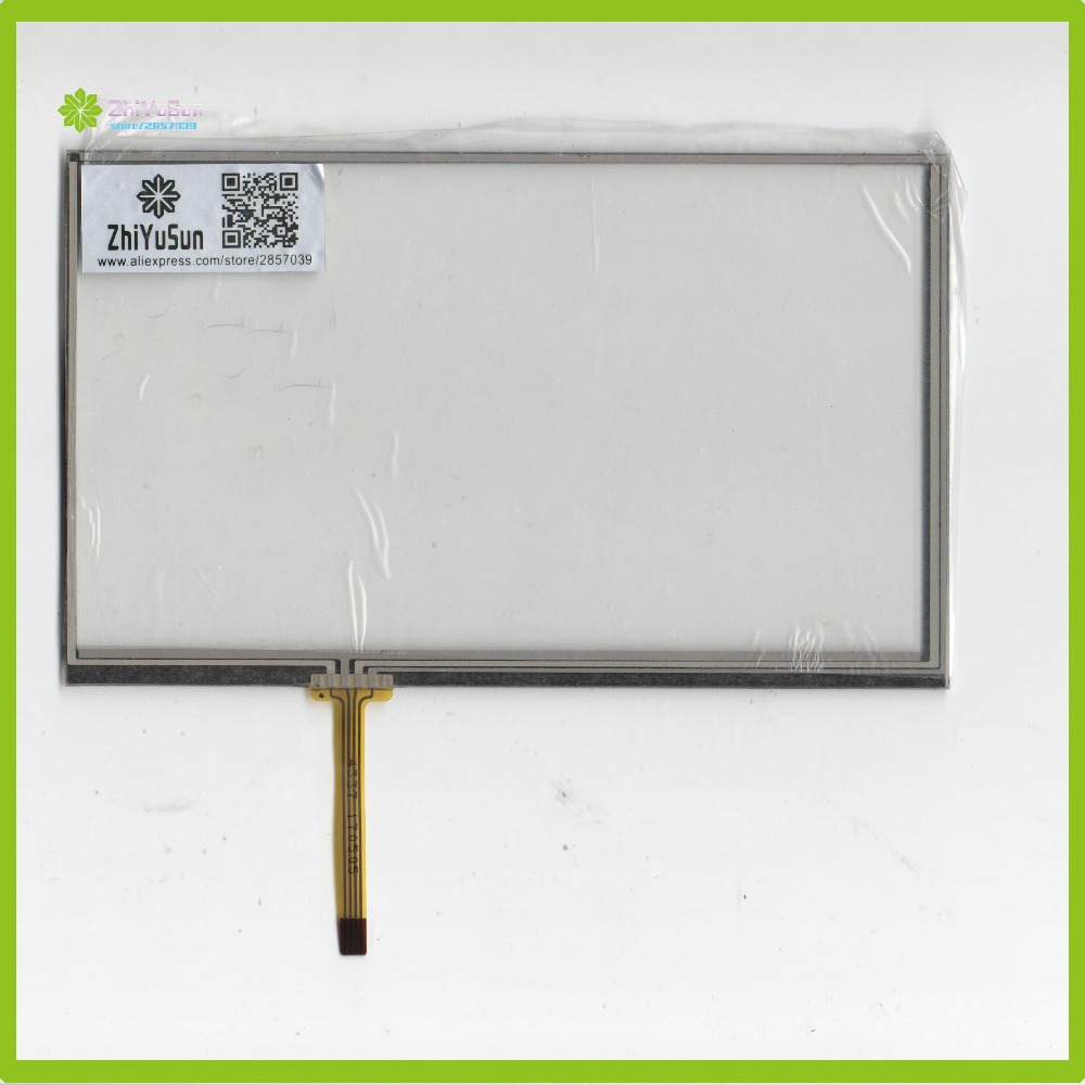 ZhiYuSun RXA-070046 7Inch 4Wire Resistive <font><b>TouchScreen</b></font> Panel Digitizer glass this is compatible RXA070046 image