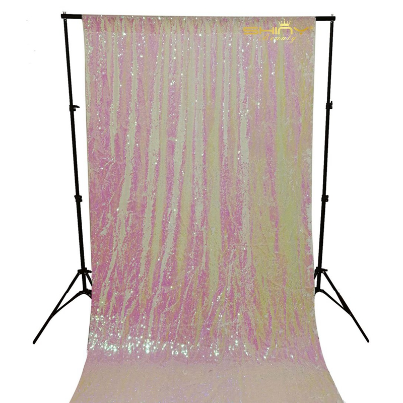8x8ft Changed White sequin backdrop curtain, curtains for party decoration,backdrop for photo booth/wedding decorations