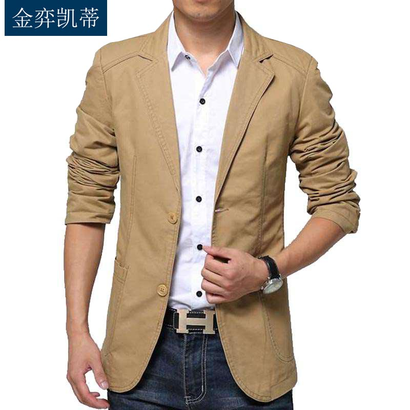 Online Get Cheap Men Coat Spring Blazer for Men -Aliexpress.com ...