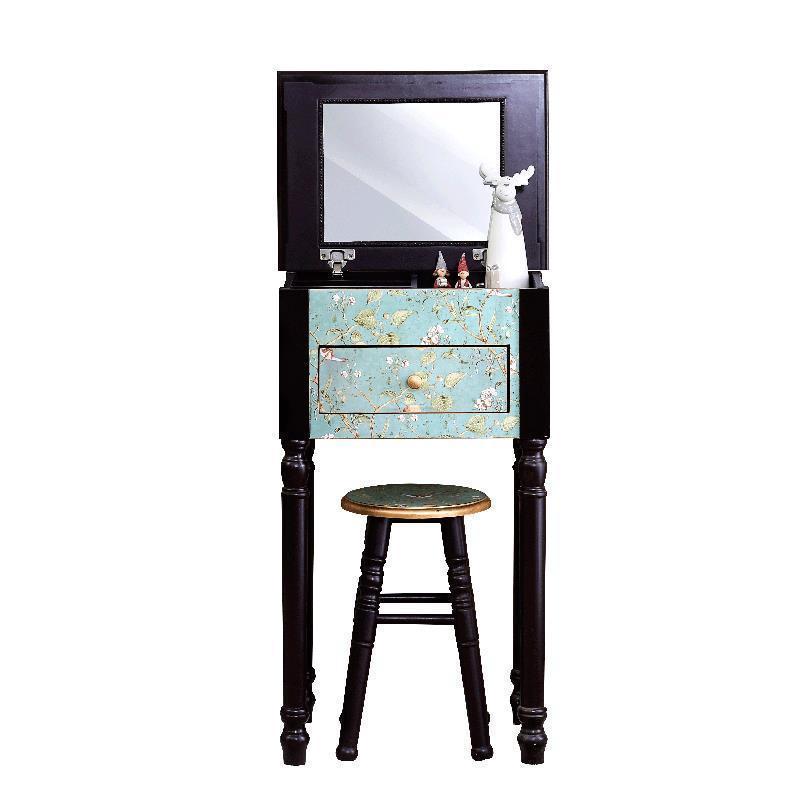Dresuar Toaletka Coiffeuse Avec Miroir Comoda Para Quarto Makeup Box Wood Bedroom Furniture Penteadeira Table Korean Dresser comoda® сандалии