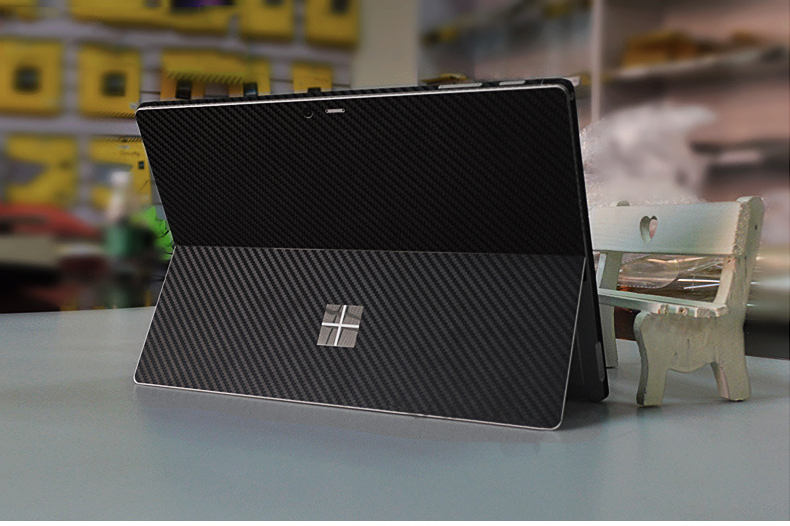 Laptop Snake Crocodile Leather Skin Sticker Protector For Microsoft Surface Pro4