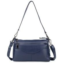 Guaranteed 100% Genuine Leather Women Shoulder Bag New Arrivals Ladies Messenger Bag 2019 High Quality Travelling Cross-body Bag